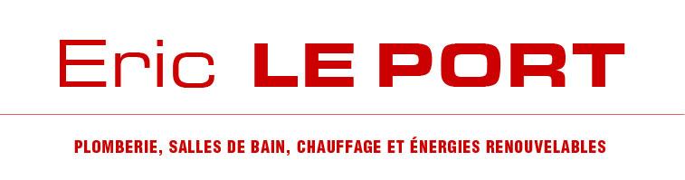 Eric Le Port sarl : votre plombier chauffagiste à Brech 56