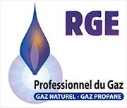 Professionnel du gaz / RGE