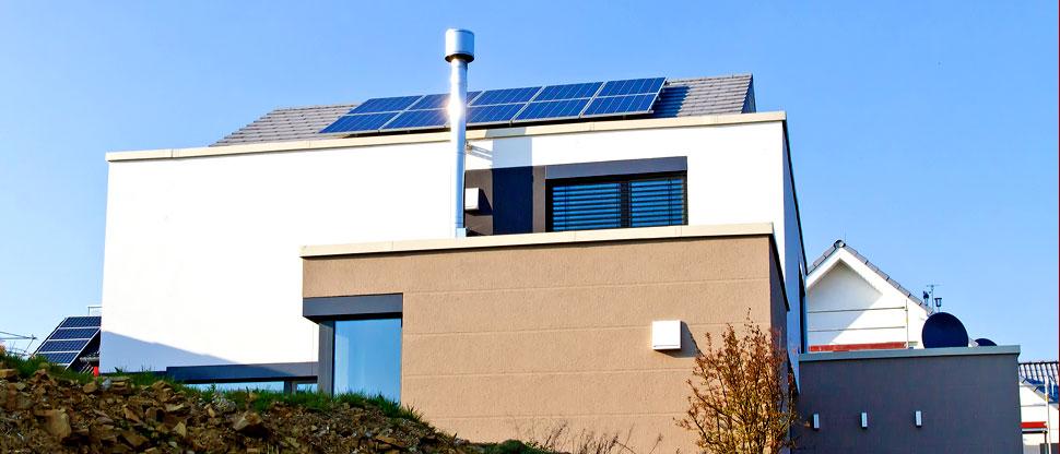 Energie solaire : installation de panneaux photovoltaique